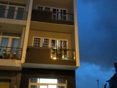 Cho thuê nhà NC 1 trệt 3 lầu có nội thất Giá 15tr/tháng Tel.0914392.070