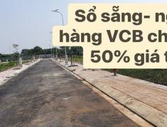 Sang lô đất Võ Văn Vân, giá 3,300 tỷ, SHR, thổ cư 100%, .LH:090.191.78 xem sổ đất