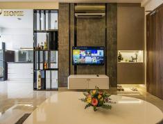 Cho thuê căn hộ 1PN đầy đủ nội thất cao cấp, DT 44m2, view Đông Nam
