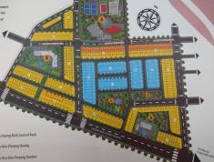 Chủ đầu tư rao Bán  01 lô LK03 - 03 đất nền Dương Kinh New City - HP (Đối diện TTHC Q. Dương Kinh
