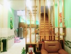 Nhà Phan Thúc Duyên Quận Tân Bình ,hẻm 5met, 55m2, 3 tầng, ban công hướng nắng chống Covid19, LH