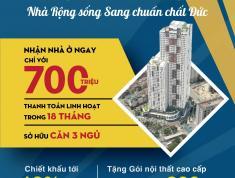 Nhận nhà ở ngay chỉ với 700 triệu tại chung cư cao cấp đẹp nhất Hà Đông HPC Landmark 105 cùng ưu