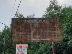Bán gấp 144m2 đất thổ cư 2 mặt tiền, Khu tái định cư sân bay Long Thành Đồng Nai