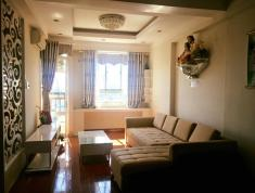 Cho thuê căn hộ CC Petroland, DT 84m2 có 2 PN, 2 toilet full NT cao cấp. Giá 8 triệu. Tel O9I886O3O4
