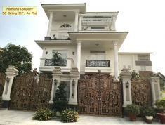Villa cho thuê gấp SMS 556: hầm 3 lầu DTSD 490m2, số 56/9B đường 41A, phường BTĐ, giá 38.5tr