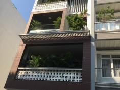 Nhà Phố KDC đường Số Phạm Hữu Lầu Q7( 5x16) 3 lầu Lệch Tầng,