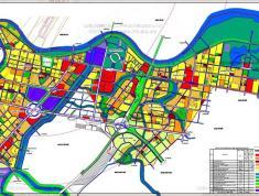 Đất nền tại Dương Kinh New City, mặt đường mạc đăng doanh 68m