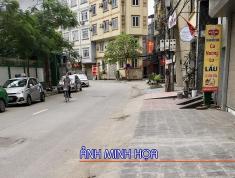 Nhượng 50m2 đất phân lô tái định cư Phú Đô, 130tr/m2.