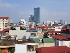 Bán Tòa Kinh doanh cho thuê Nguyễn Khánh Toàn-Cầu Giấy 90m2 8.8 tỷ Lh0869753588