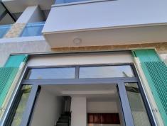 Nhà mới xây  hẻm 1206 // Huỳnh Tấn Phát , Quận 7, 2 pn giá 1290 triệu.