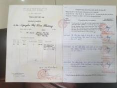 Chính chủ cần bán nhà 2 tầng số 1280 đại lô Hùng Vương, Tiên Cát, Việt Trì, Phú Thọ.