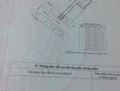 GẤP: Bán nhà cấp 4 Bình An Quận 2 gần trường ĐH GTVT, 7.5x12m (DT công nhận 119.9m2), giá bán 6 tỷ.