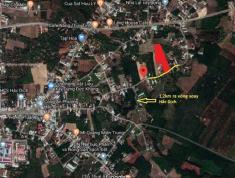 Bán gấp lô đất mặt tiền đường Mỹ Xuân - Hòa Bình huyện Long Thành, Bà Rịa- Vũng Tàu