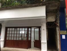 Chính chủ cho thuê mặt bằng làm cửa hàng số 24 Lò Sũ, Hoàn Kiếm, Hà Nội.