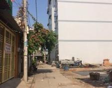 Chính chủ cần bán đất hẻm 704 Đường Hương lộ 2, Phường Bình Trị Đông A, Quận Bình Tân, Tp Hồ Chí