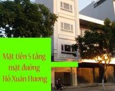 Chính chủ cần bán khách sạn Hồ Xuân Hương Tại: 32, Đường Hồ Xuân Hương, Phường Phước Mỹ, Quận Sơn