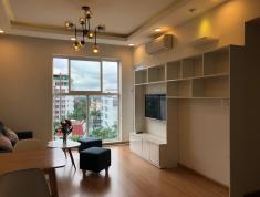 Cho thuê căn hộ Thủ Thiêm Sky Thảo Điền Quận 2, 2PN, nội thất rất đẹp, lầu trung, giá 10 triệu/th.