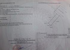 Cần bán 2 lô đất khu đô thị mới An Phú Thịnh phường đống đa thành phố Quy Nhơn Bình Định, sổ đỏ