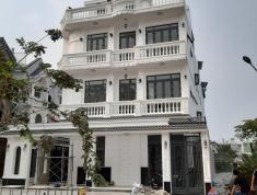 Biệt thự phố mặt tiền công viên khu Petachime Huỳnh Tấn Phát Nhà Bè (7,5 tỷ)