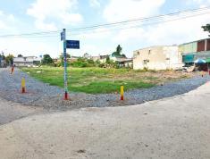 Chính chủ cần bán gấp lô góc 2 mặt tiền, đường Tân Thới Nhì gần Dương Công Khi , huyện Hóc Môn,