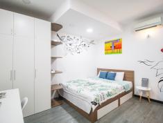 Bán nhà phố đường 42 Phường Thảo Điền Quận 2, 5.2x16, 9 phòng ngủ có nội thất.