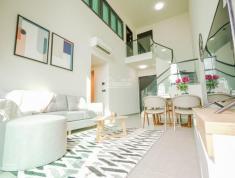 Cho Thuê Duplex Feliz En Vista xinh lung linh, 102m 2PN - Full nôi thất