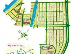 Nhượng đất Invesco  Lô C5-12 Cát lái Quận 2