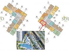 Chủ nhà cần bán căn hộ Masteri An Phú, 2PN-65m2, view hồ bơi. LH 0332040992