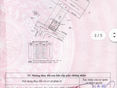 Chính chủ gửi bán đất thổ cư tại số 23 đường 61, Phường Thảo Điền, Quận 2. 0918860304