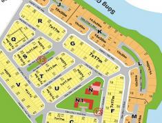 Bán Đất dự án văn minh - sông giồng An Phú, Đường Mai Chí Thọ, Quận 2, dt 7x17 - 84.5tr/m. sổ đỏ. 10 tỷ 055Tr