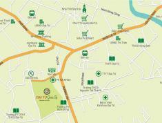 Cần bán đất nền dự án  Đại Từ Garden City giá chỉ từ 8-10tr/1m2