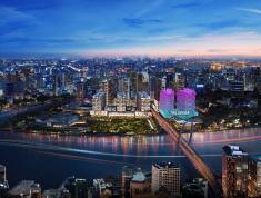 Cần bán căn hộ The Metropole Thủ Thiêm, 94m2 view sông và bitexco.