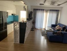 Cho thuê chung cư bộ công an block C căn góc full nội thất giá 13tr/tháng Tel.0914.392.070