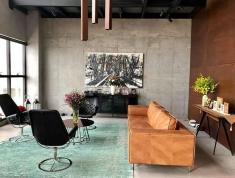 Penthouse Tropic Garden, duplex 280m2 có tầng thượng, nội thất NK