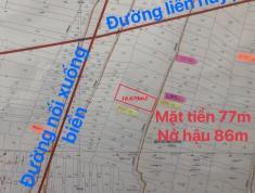 Bán đất ven biển Bình Thuận ngay tuyến đường liên huyện và đường nối dài ra biển tiềm năng tăng