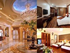 Bán khách sạn tại Trương Định , Quận 1. Diện tích 12x18m. Kết cấu: 1 trệt, 1 lửng, 6 lầu, 80 Phòng - 0905747886