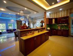 Bán gấp nhà khu biệt thự Lương Định Của, P.An Phú Q.2, 7x20m,Hầm trệt 2 lầu giá 21 tỷ