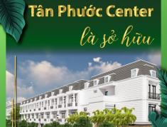 Tân Phước Center_Thuận An Cư Sinh Lợi Nhuận