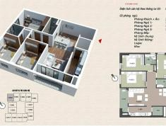 Căn hộ 80-100 m2 Hoàng Mai- Hà Nội