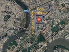Bán gấp lô đất lớn 2169 m2, đường số 12 phường Bình An ,Q2