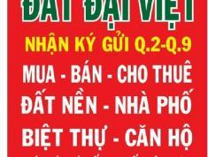 Chính chủ cần bán đất tại: Thủ Thiêm Villa Quận 2 Hồ Chí Minh