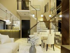 Bán căn Duplex 2PN Feliz En Vista Quận 2, full nội thất sang xịn mịn, giá 6,2 tỷ.