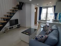 Cho thuê căn hộ La astoria. Q2. 8tr/th. đủ nội thất. có lửng. căn góc