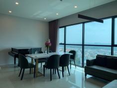 The Ascent 3PN đầy đủ nội thất cho thuê, nhà đúng hình đăng, view sông trực diện, giá 1500usd BP