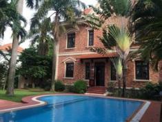 Bán villa sân vườn Holm Residences Thảo Điền