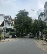 Bán nhà Góc 2 mặt tiền đường lớn Quốc Hương gần Xuân Thủy, Thảo Điền Quận 2.