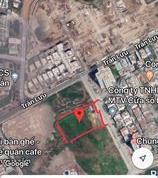 Đất 2 mặt tiền đường Nguyễn Văn Hưởng với Đường 66 Thảo Điền Dt 1.500m