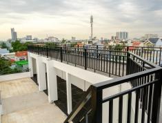 Cho Thuê Rooftop Mặt Tiền Đường Trần Não Quận 2 View Trực Diện LankMark81 và View Bitexco
