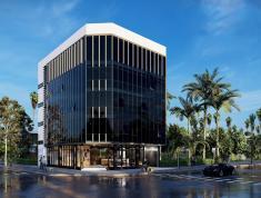 💥Cho thuê Tòa nhà văn phòng mới 2000m2 hầm 7 lầu trần não Bình An Quận 2