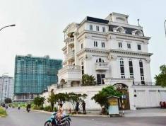 Bán siêu biệt thự 426,5m² góc 2 mặt tiền view sông Sài Gòn, phường Thạnh Mỹ Lợi, Quận 2, Giá 115 tỷ